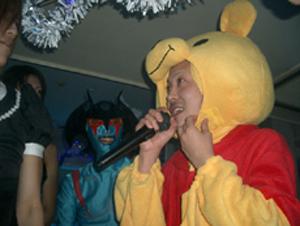 クリスマスイベント'07