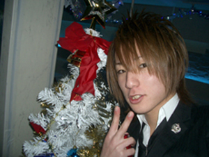 クリスマスイベント'08