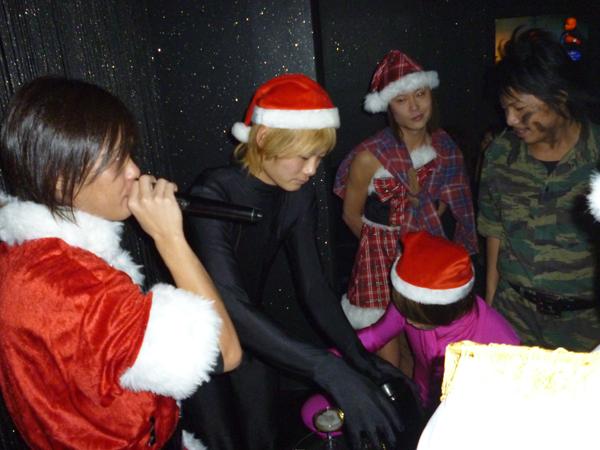 クリスマスイベント'11