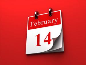 Valentine day'12