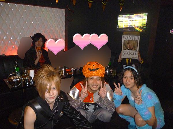 ハロウィンイベント'13