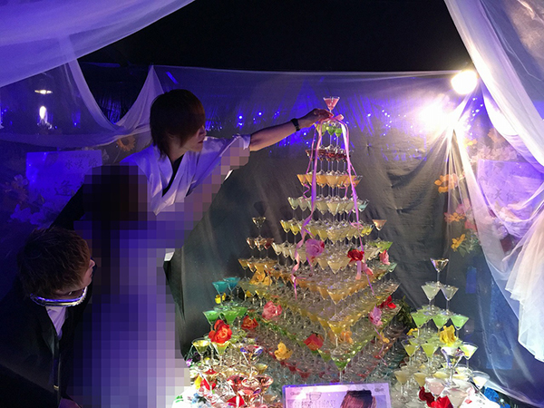 水咲 瞬 代表 バースデーイベント