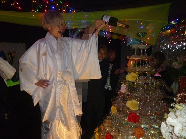 天使 祈 バースデーイベント